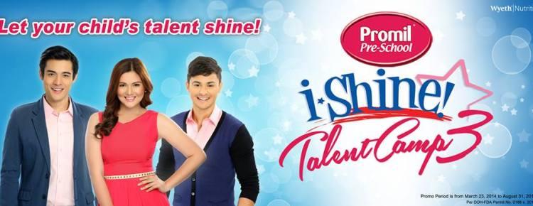 I-Shine Talent Camp 3