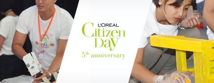 L'oreal Philippines Citizen Day