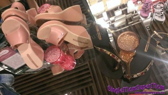 ipanema rustan's Makati pink