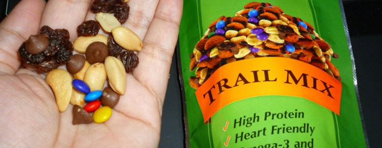 Healthy You Trail Mix