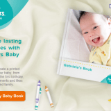 Pampers FirstBook online Facebook app
