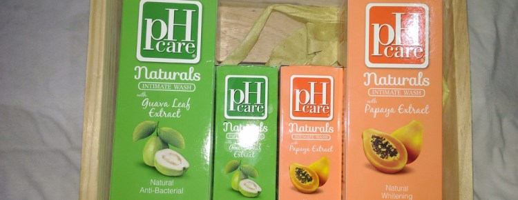 pH Care Naturals Papaya and pH Care Naturals Guava