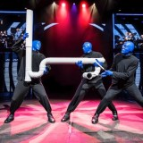 BLUE MAN Group live in Manila