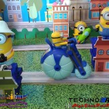 Despicable Me 3 Happy Meal #MinionsAtMcDo