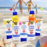 BANANA BOAT SIMPLY PROTECT – Protection for the Skin and the Environment!