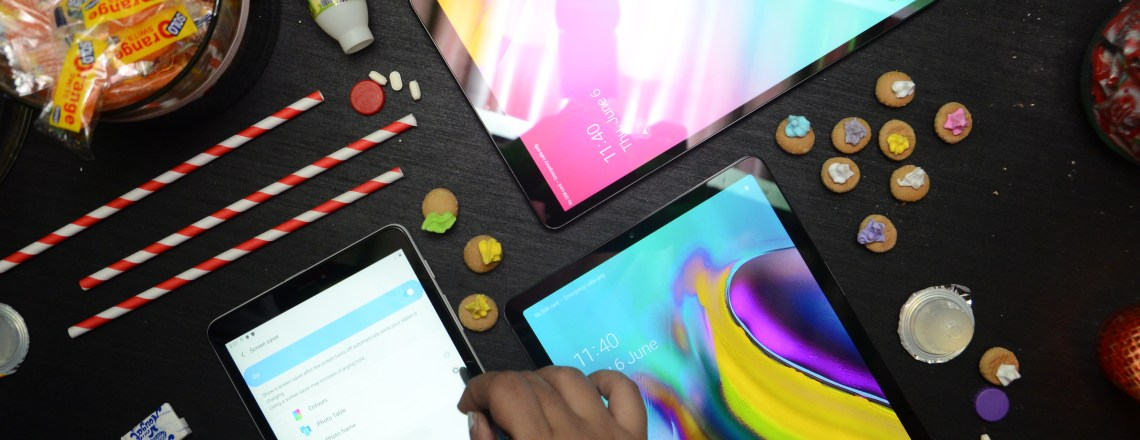 SAMSUNG Galaxy Tabs Live inspired anytime, anywhere