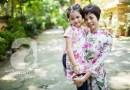 """Gặp mẹ Việt có ước mơ lớn """"cùng 3 con đi khắp thế gian"""""""