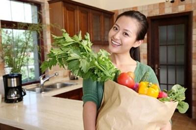 thuc don cho ba bau, 3 thang giua mang thai, 3 thang giua mang thai an gi, mang thai, co thai an gi