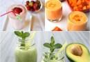 5 món sinh tố bổ dưỡng rất tốt cho mẹ bầu