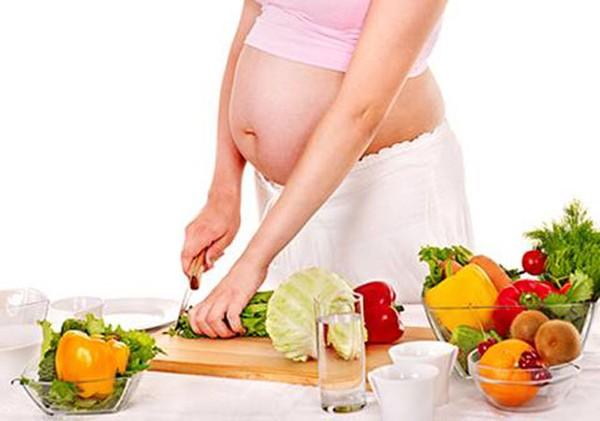Cách bổ sung chất béo khi mang thai