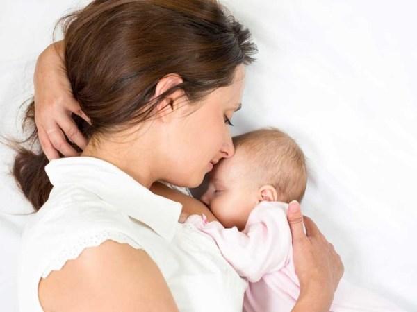 9 điều thay đổi kỳ diệu ở những bà mẹ cho con bú