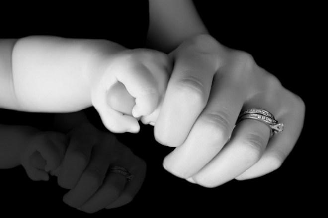 quyết tâm làm mẹ đơn thân