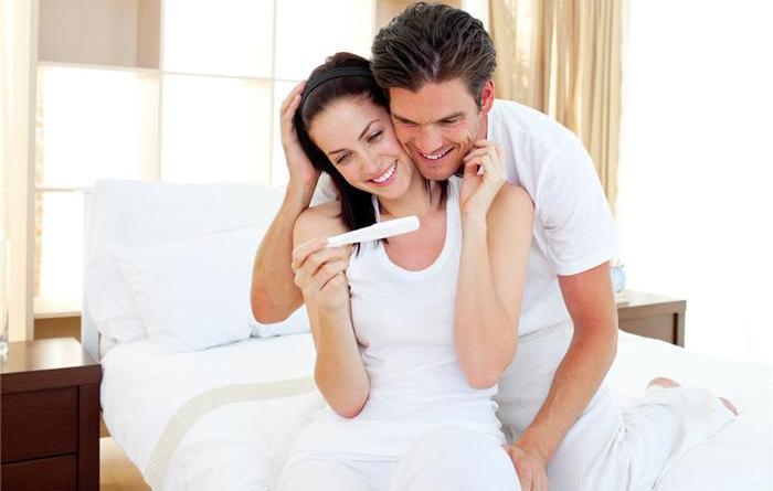 Dấu hiệu mang thai tuần đầu tiên