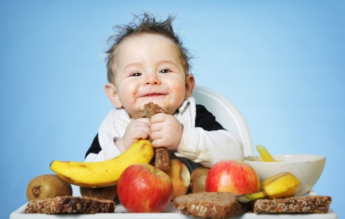 Top siêu thực phẩm cho bé ăn dặm