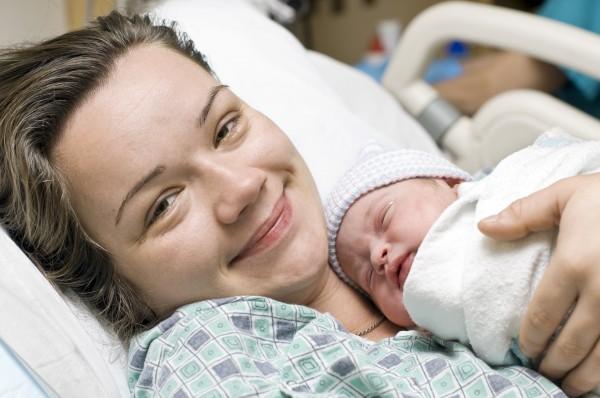 Quá trình sinh con: Giai đoạn sau khi sinh