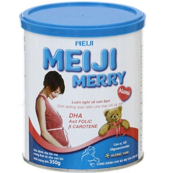 So sánh giá 8 loại sữa bột dành cho bà bầu