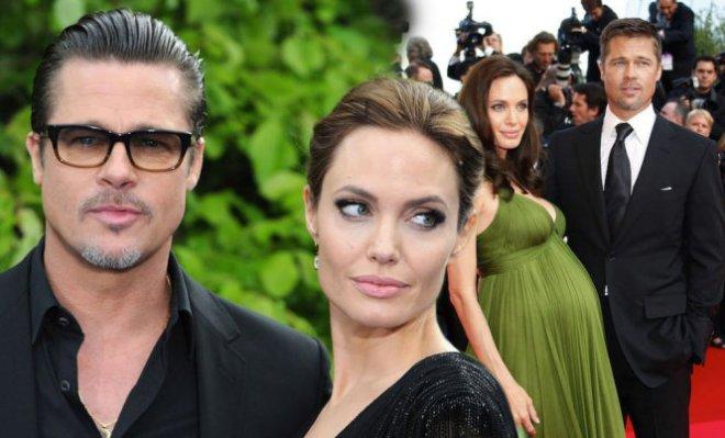 Jolie đệ đơn ly dị Pitt ngày 19-9