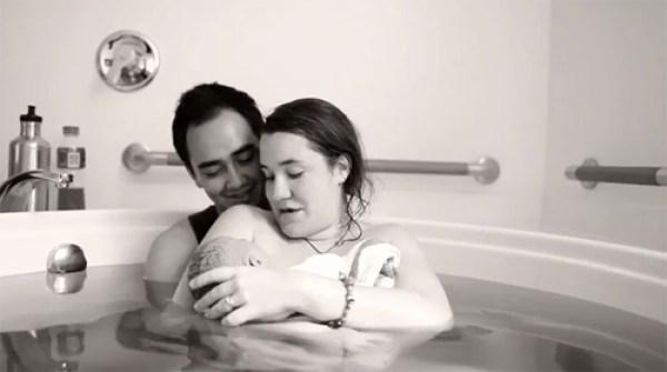 Phương pháp sinh con dưới nước