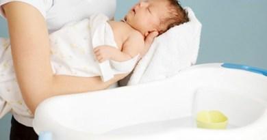 Top các loại sữa tắm cho trẻ sơ sinh được các bà mẹ tin dùng