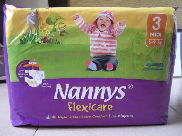 Các loại bỉm tã tốt cho trẻ sơ sinh
