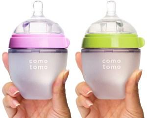 Kinh nghiệm chọn bình sữa cho bé sơ sinh