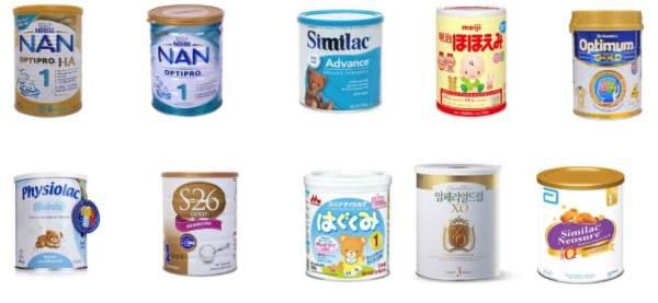 Cách kiểm tra chất lượng sữa bột ngoại nhập khẩu an toàn