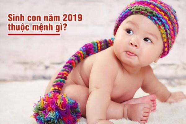 Sinh con năm 2019 chọn ngày giờ tốt toàn diện
