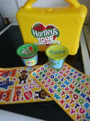 #HartleysYourLunchbox Challenge