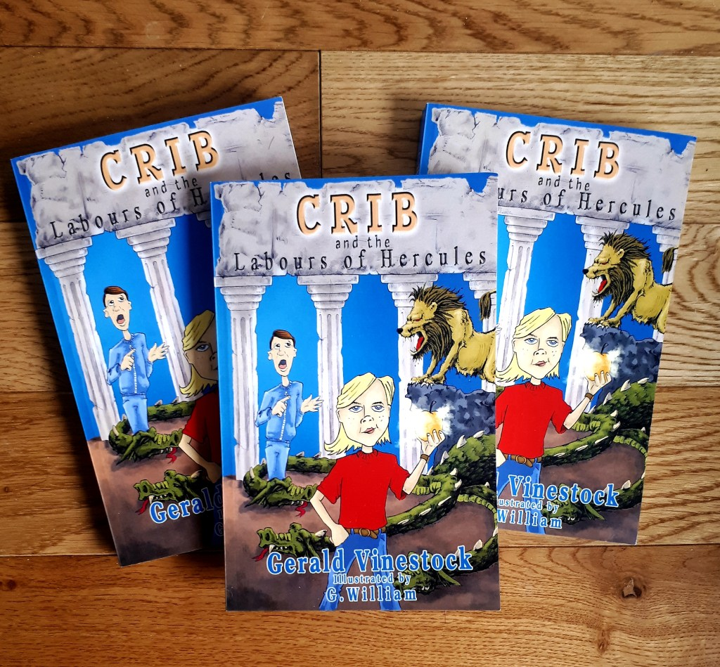 Crib and the labours of Hercules book