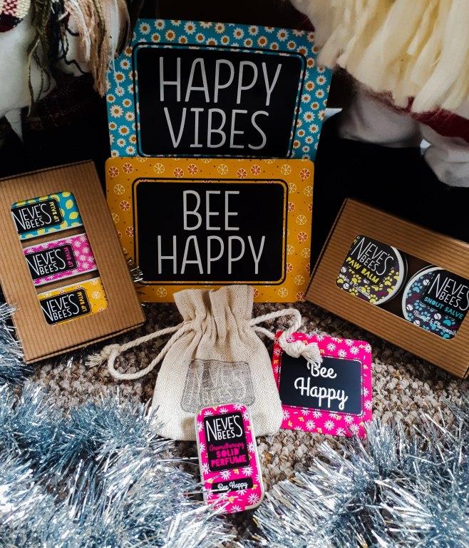 Neve's Bees Gift Range