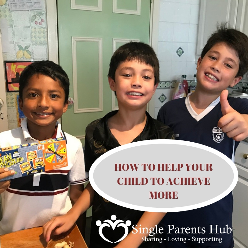 Child Genius: How to help your child to achieve more
