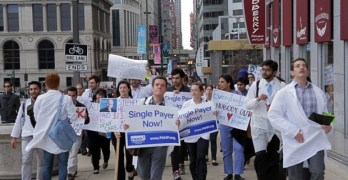 Media Attacking Single-Payer Are Getting Paid Under Current System