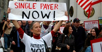 Steffie Woolhandler on Media Attacks on Single-Payer Healthcare (VIDEO)