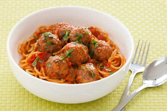 Easy recipes for meatballs . Tasty Meatballs