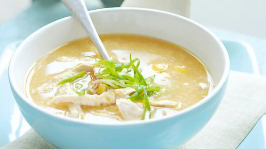 Winter Soup – Chicken and Rice Soup That Cures your Cold