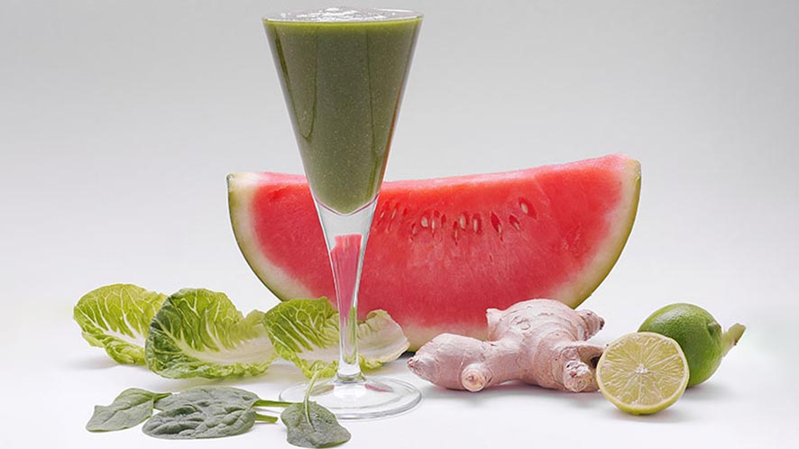 Amazing Watermelon Detox Smoothie Recipe