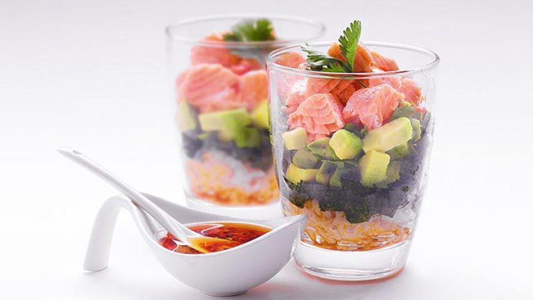 Best and Easy Sushi Salad Recipe