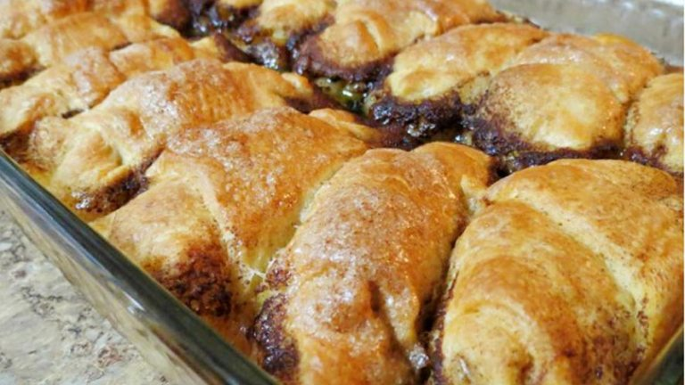 Delicious Country Apple Dumplings Recipe