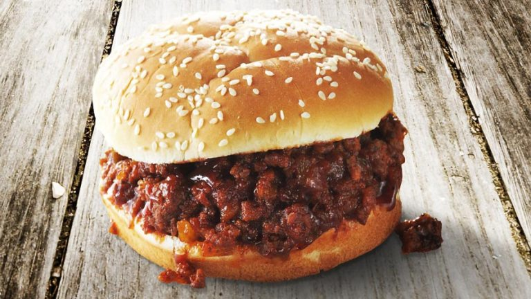Great Sloppy Joe's Sandwich Recipe