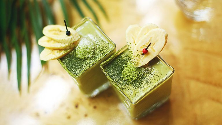 Green Smoothie Recipes – Healthy Breakfast
