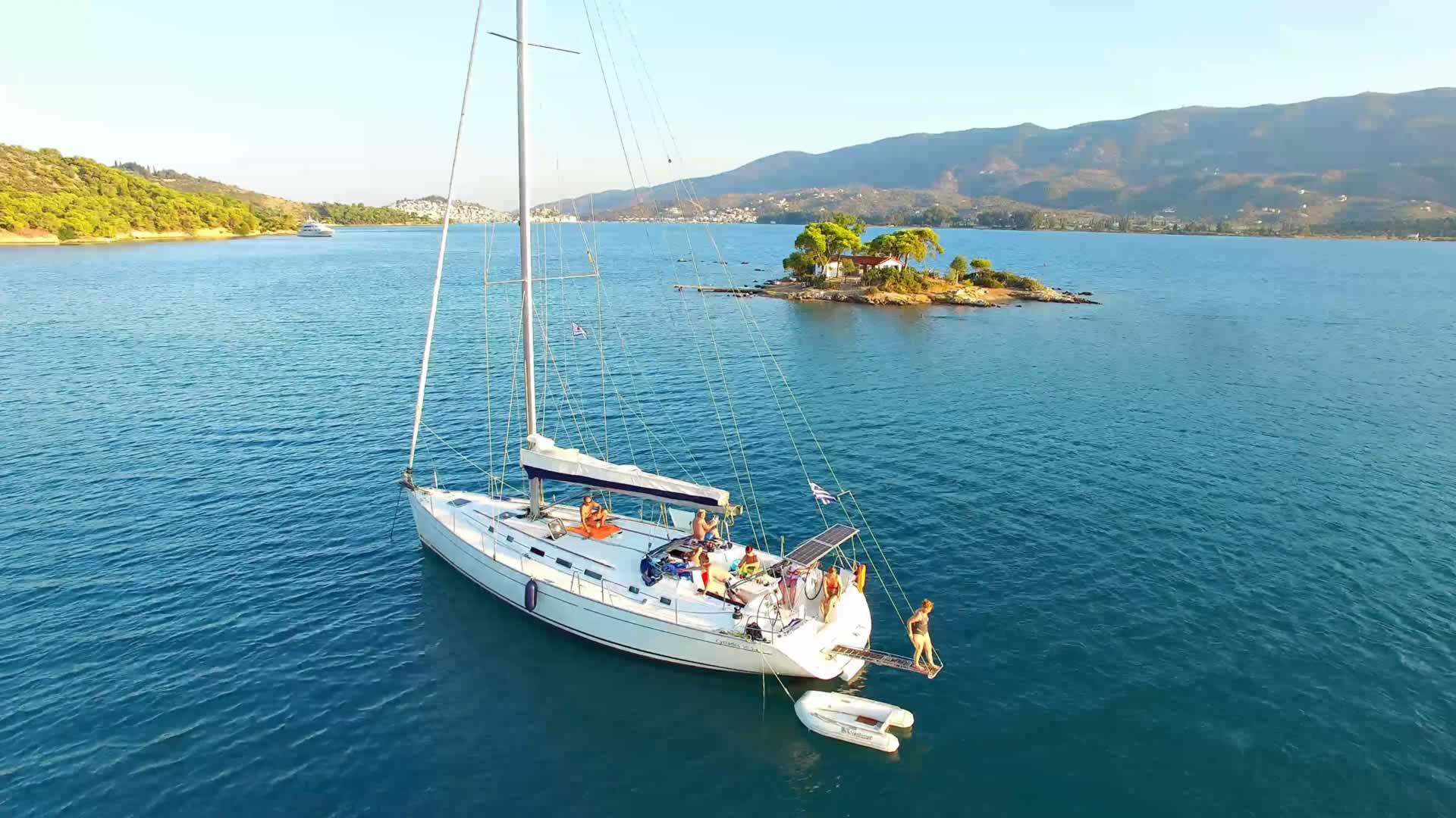 Single Reizen Single Sail and Sun
