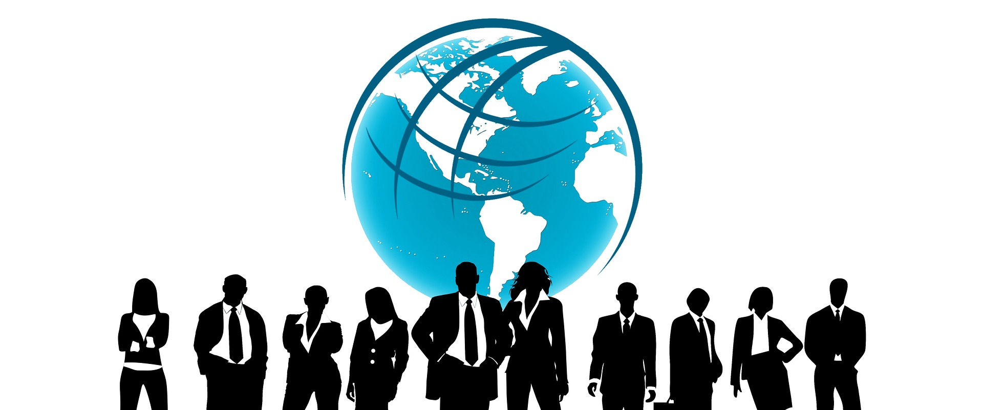 entrepreneur, silhouettes