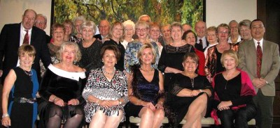 Christmas Luncheon Group Photo