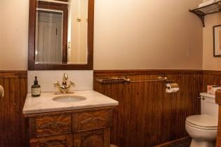 1103 Garden St. - half bathroom