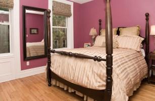 1009 Bloomfield St - master bedroom