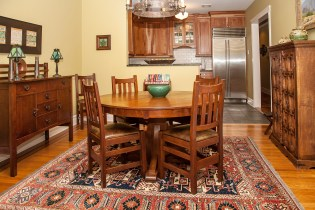 1022 Hudson St 1 - dining room