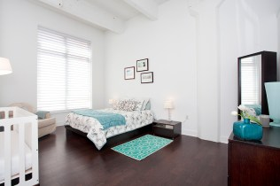1500 Garden St 3A - Bedroom