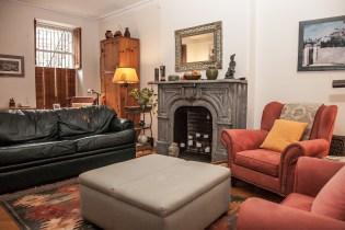 828 Hudson St 1 - living room