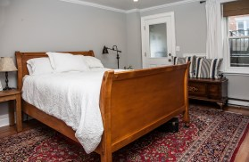 926 Willow Ave #1 - Master Bedroom