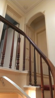 213 11th St - stairs